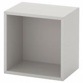 ЭКЕТ Шкаф,светло-серый